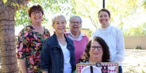 Soroptimists and Coolock House team up to celebrate young mums