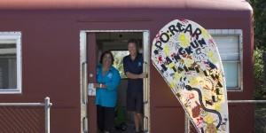 Aboriginal children on journey to learning