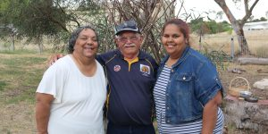 Connecting Aboriginal families to culture through play