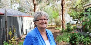 OUR PEOPLE: Diana Mathew, volunteer